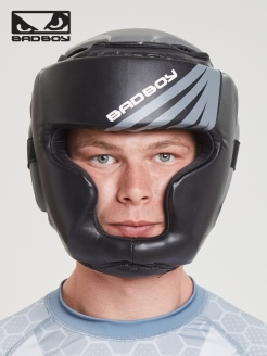 Шлем Training Series Impact Head Guard Bad boy