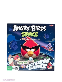 "Игра ""Angry Birds Космос"" Tactic Games"