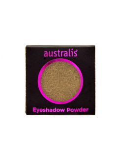 Монотени для глаз. РЕФИЛ. Eyeshadow Powder - Khaki Australis Cosmetics