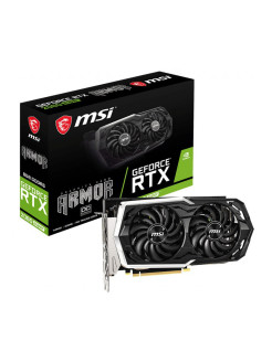 Видеокарта GeForce RTX 2060 Super Armor OC 8Gb MSI
