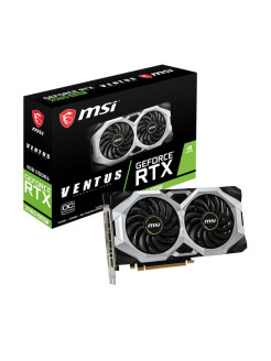 Видеокарта GeForce RTX 2060 Super Ventus OC 8Gb MSI