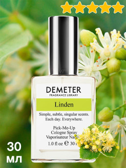 "Липа ""Linden"", 30 мл Demeter Fragrance Library"