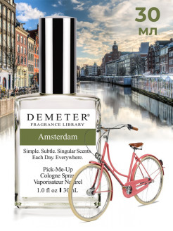 "Амстердам ""Amsterdam"", 30 мл Demeter Fragrance Library"