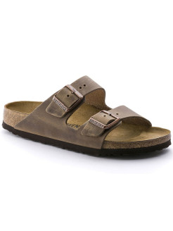 Биркенштоки Arizona FL Tabacco Brown Regular BIRKENSTOCK