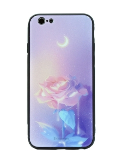 Чехол iPhone 7/8 Glass case CallMe