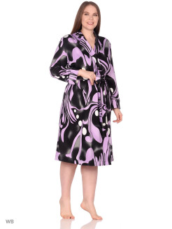 Bathrobe home La Belle Femme