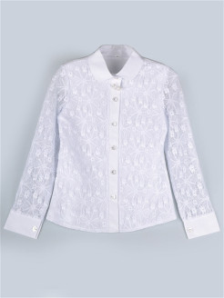 Shirt blouse for girls 1Azaliya