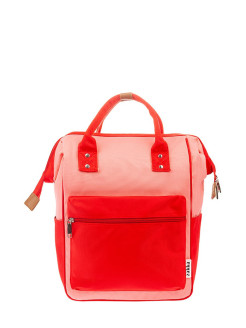 "Backpack ""Simple lifestyle red"" Zakka"
