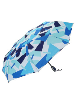 Umbrella for women, three addition, semi-automatic Doppler