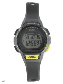 Часы Casio LWS-1000H-1AVEF CASIO