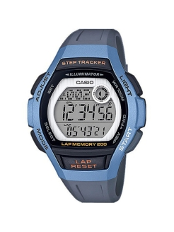 Часы Casio LWS-2000H-2AVEF CASIO