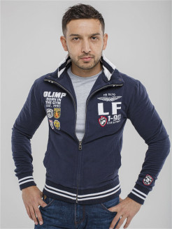 Кофта track jacket paramaunt OLIMP LIVE & FIGHT