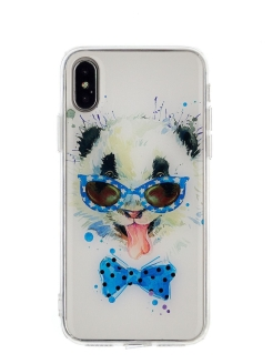 IPhone X Vinyl Case Ice Twice