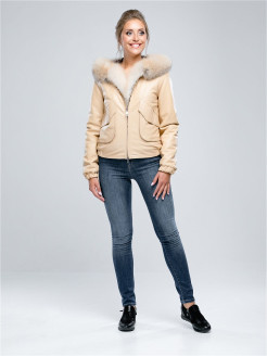 Down jacket VALELEO
