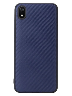G-Case Carbon Cover for Xiaomi Redmi 7A, Dark Blue G-Case