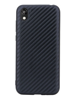 G-Case Carbon Cover for Huawei Y5 (2019) / Honor 8S, black G-Case