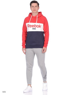 Худи TRAINING ESSENTIALS LINEAR LOGO Reebok