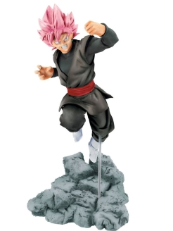 Фигурка Dball Sup Soul X Soul Fig Goku Black 10 см Bandai