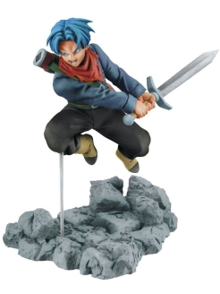 Фигурка Dball Sup Soul X Soul Fig Trunks 8 см Bandai