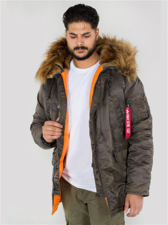 Парка N3B VF 59 Alpha Industries