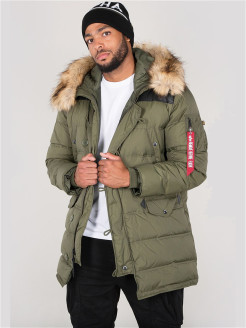 Парка N3-B Puffer Alpha Industries
