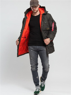 Парка Mountain All Weather Jacket Alpha Industries