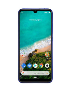"Смартфон Mi A3 4/64GB: 6.09""/AMOLED Snapdragon 665 4Gb/64Gb 48+8+2Mp/32Mp+8Mp 4030mAh Xiaomi"