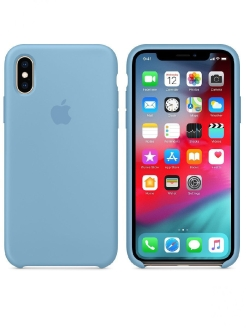 Чехол Apple Silicone Case для iPhone XS Apple