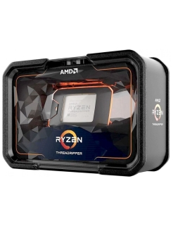 Процессор Ryzen Threadripper 2950X, 3.5ГГц, 16-ядерный, L3 32Мб, TR4, BOX AMD.