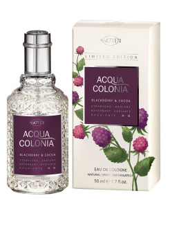 Одеколон Radiant - Blackberry & Cocoa 50 мл 4711 ACQUA COLONIA
