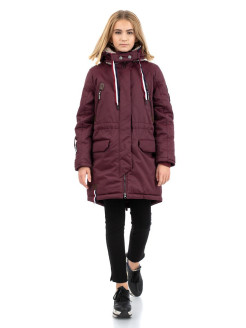 Parka winter made of membrane fabric ALPEX