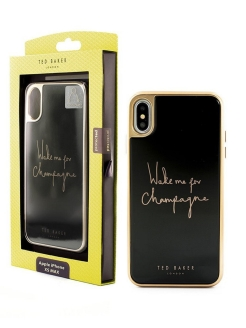 Чехол connecTed Case для iPhone XS Max Champagne Ted Baker