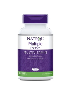 Добавка Multiple For Men Multivitamin,  90 табл. Natrol