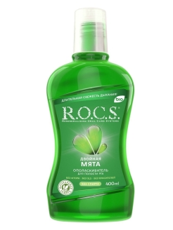 Mouthwash, 400 ml R.O.C.S.