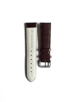 Calf leather watch strap 20 mm D&A.