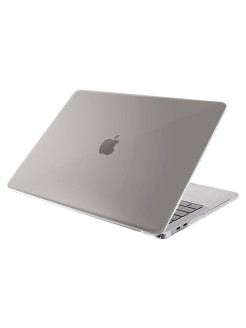 Чехол Uniq для Macbook Air 13 (2018) HUSK Pro (Frost Clear) UNIQ