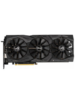 Видеокарта ROG Strix GeForce RTX 2060 6Gb (ROG-STRIX-RTX2060-6G-GAMING) Asus