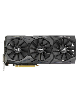 Видеокарта Strix GeForce GTX 1060 6Gb Advanced (STRIX-GTX1060-A6G-GAMING) Asus