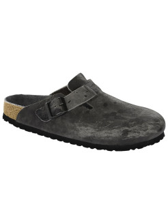 Сабо Boston NL Premium Rugged Anthracite Regular BIRKENSTOCK