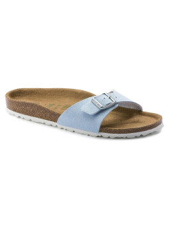 Биркенштоки Madrid BF Brushed Sky VEG2 Narrow BIRKENSTOCK
