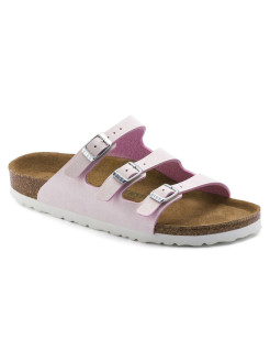 Биркенштоки Florida Fresh BF Brushed Rose VEG2 Regular BIRKENSTOCK