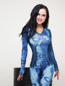 "Рашгард Rashguard ""Frozen Throne"" Bona Fide"