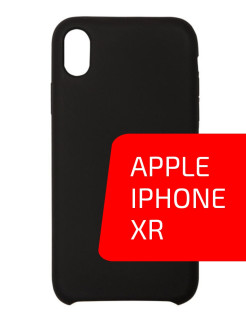 Чехол Soft Suede для Apple iPhone XR Volare Rosso