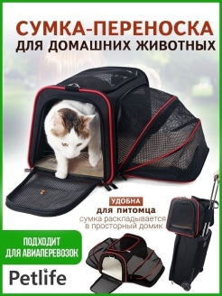 Animal carrier lunoo