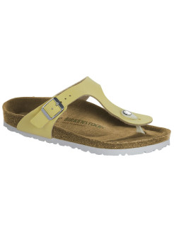 Пантолеты Gizeh BF Brushed Vanilla VEG2 Regular BIRKENSTOCK