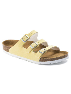Биркенштоки Florida Fresh BF Brushed Vanilla VEG2 Regular BIRKENSTOCK