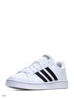 Кроссовки   GRAND COURT BASE FTWWHT/CBLACK/CBLACK adidas