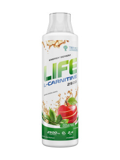 Life L-Carnitine 2500 Apple and Green Tea 500 ml Tree of Life