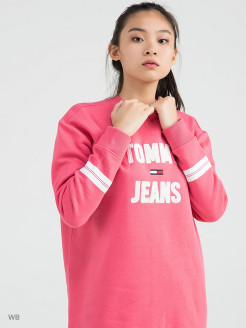 Платье TOMMY JEANS