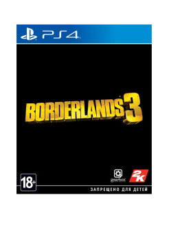 Borderlands 3 [PS4, русские субтитры] Take 2 Interactive